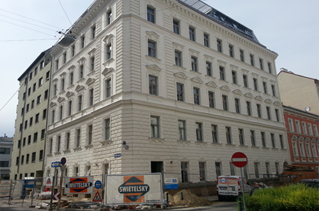 Sanačný projekt Viedeň