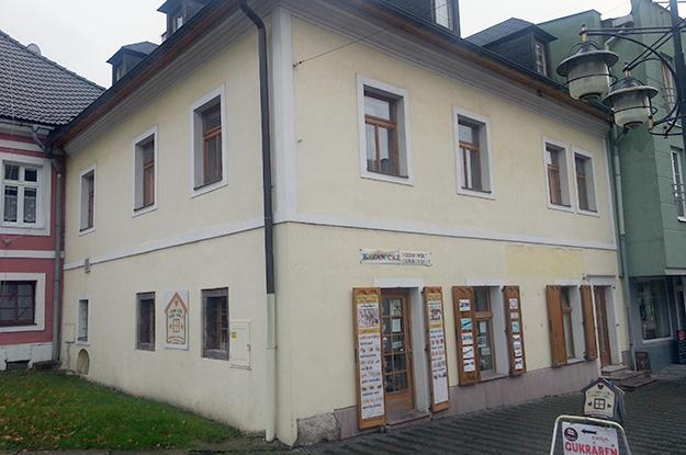 Meštiansky dom Kremnica