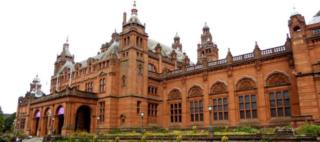 Historická budova Anglicko