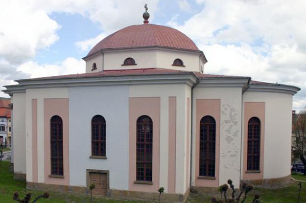 Evanielický kostol v Levoči