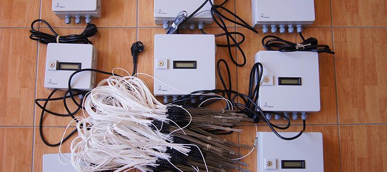 Pulzná elektroosmóza ECBS
