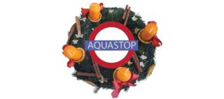 Adventný veniec Aquastop