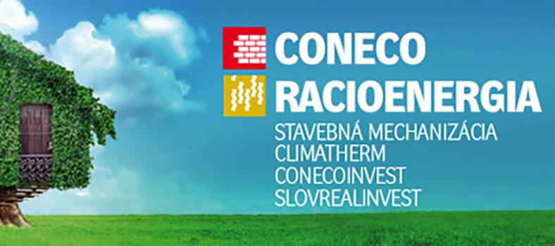 Coneco Racioenergia Bratislava 2012