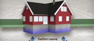 Dom podzemná vlhkosť