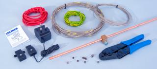 Elektroosmóza systém Lectros