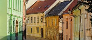 Kapitulská ulica Bratislava