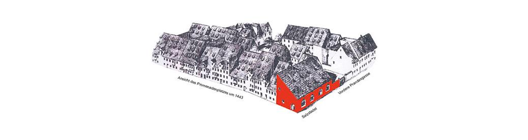 Mníchovský pivovar polocha sanácie