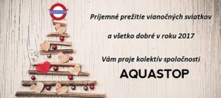 Vianoce Aquastop 2016