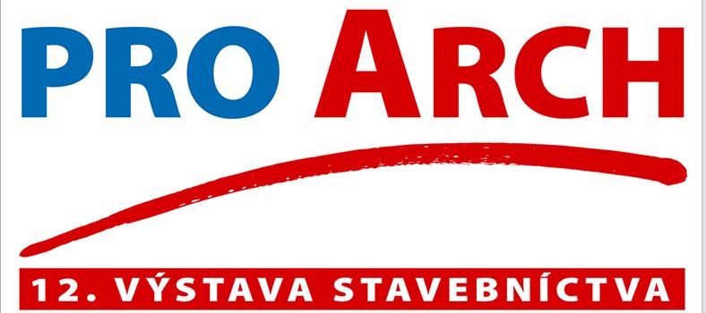 Výstava stavebníctva ProArch Banská Bystrica