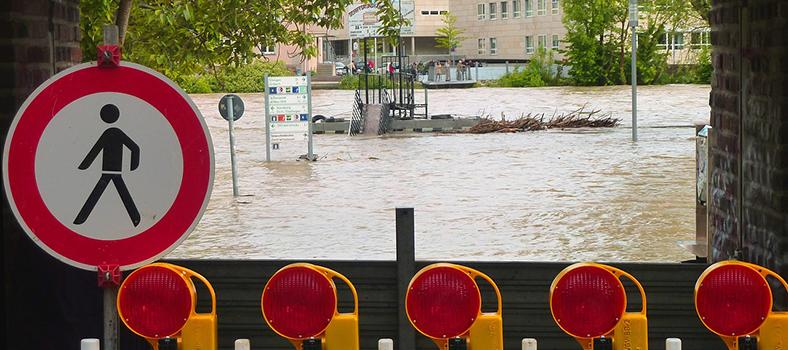 Zaplavená ulica
