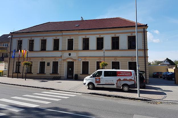 Mestský úrad v Stupave