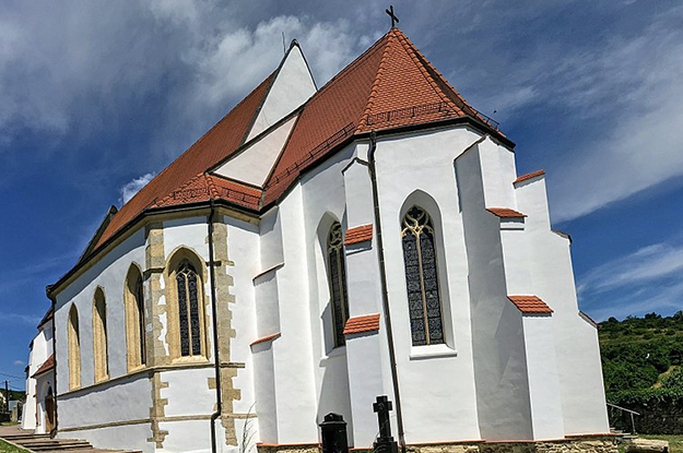 Sanačný projekt kostol Svätý Jur