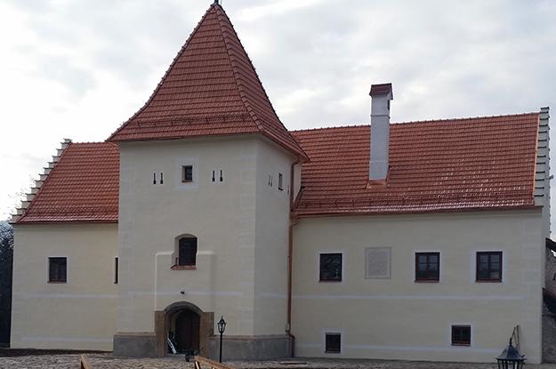 Sanačný projekt Vodný hrad Šamorín