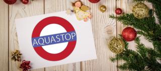 Aquastop vianočný pozdrav