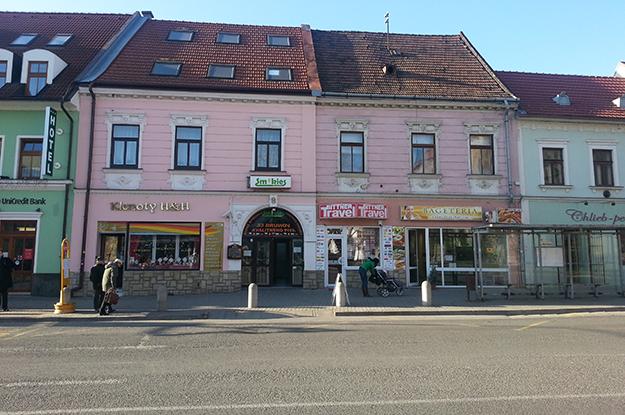 Meštiansky dom Pezinok