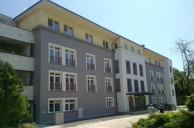 Nemocnica Krásna Hôrka Bratislava