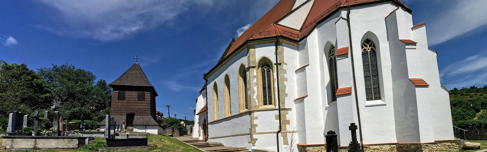 Sanácia kostol Svätý Jur