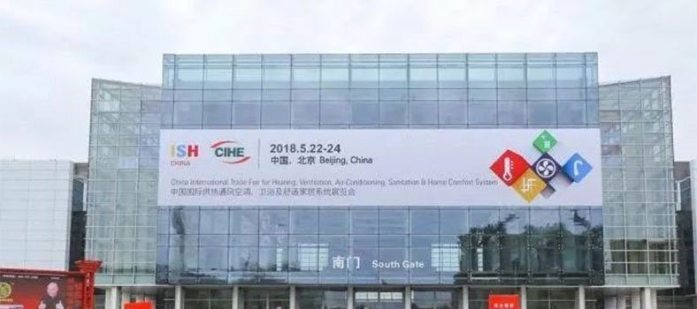 ISH výstava Čína