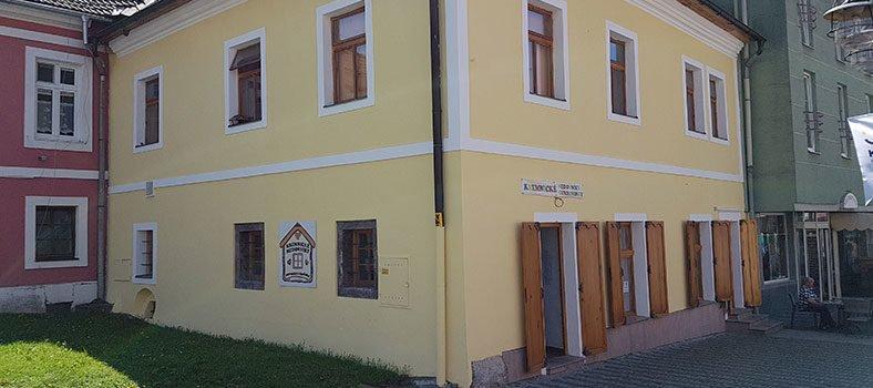 Meštiacky dom Kremnica