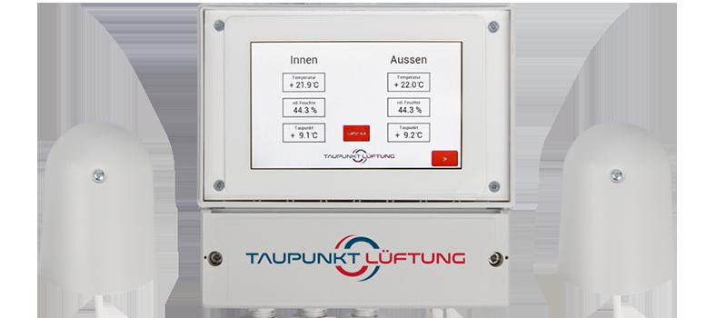 Automatická ventilácia odvetrávanie vysušovanie priestorov