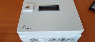 Elektroosmotická skrinka AKJI