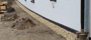 Sanácia drenážny odkop