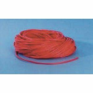 Dodatočná izolácia pripojovacieho kábla červená