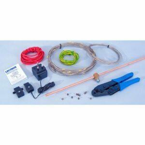 Elektroosmóza systém Lectros set