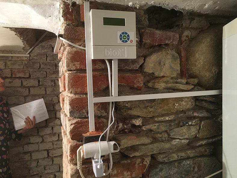 Automatické vetranie BioxX Stupava